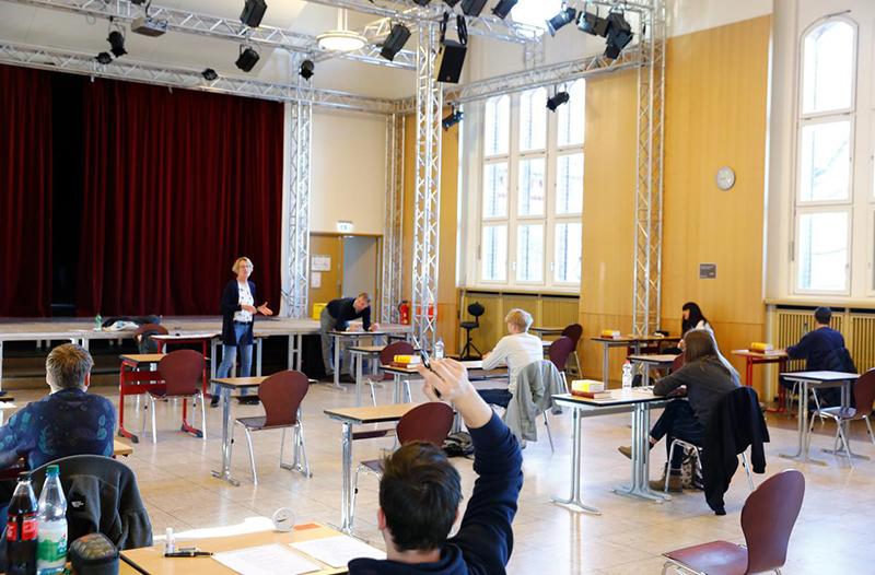 Escolas no pós coronavírus na Alemanha