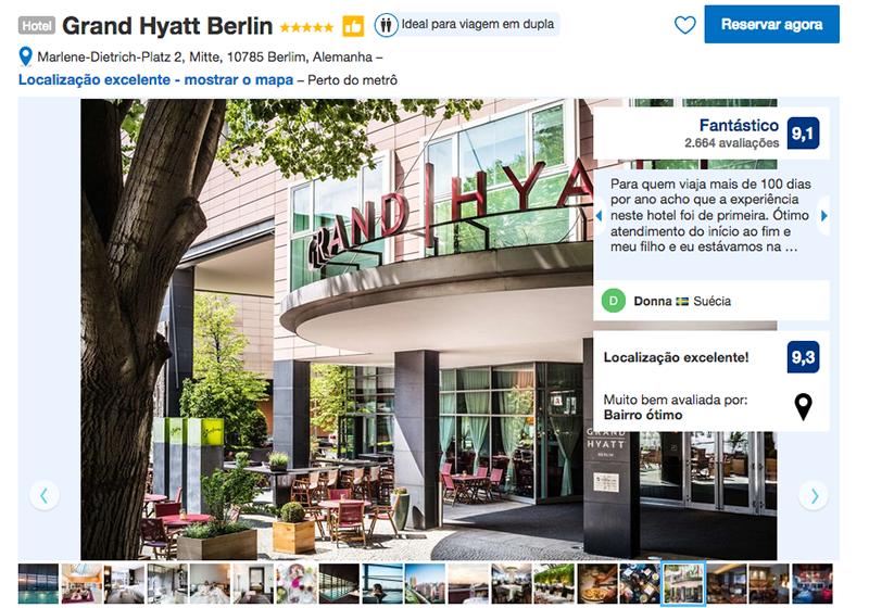 Hotel Grand Hyatt Berlin