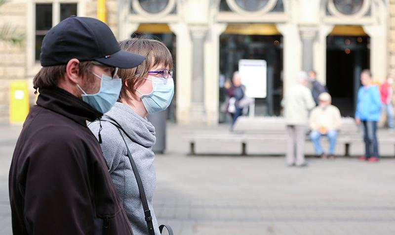 Pós coronavírus na Alemanha