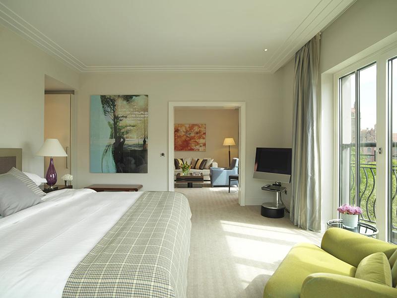 Melhores hotéis em Munique